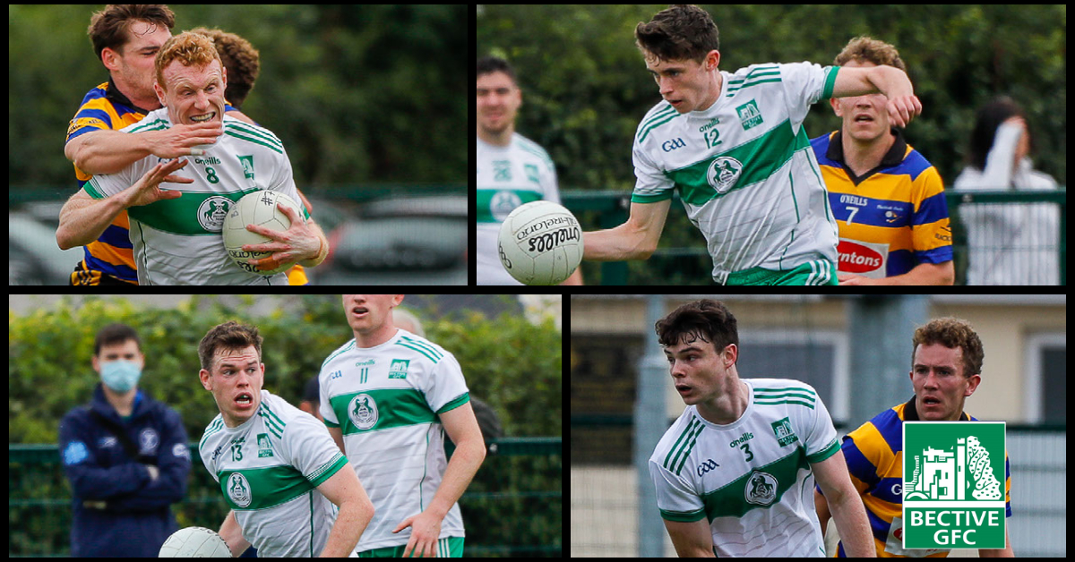 Match Report – Meade Farm Group – Intermediate Championship — Group A – Round 3 Bective V Blackhall Gaels